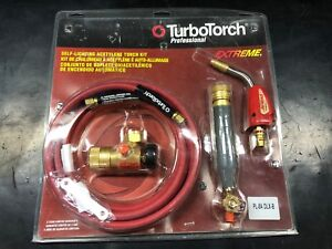 Turbo Torch 0386 0835 Pl 8adlx b Extreme Air Acetylene Torch Kit free Shipping