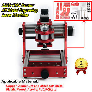Benbox 1310 Diy Cnc Desktop Pcb Metal Engraving Cutting Milling Laser Machine