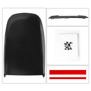 Auto Tool Gt V8 Front Diy Air Vent Hood Scoop For 2005 2009 Ford Mustang Black