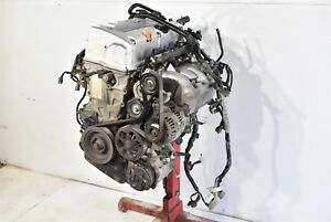2002 2005 Honda Civic Si Engine Motor Long Block Assembly K20 Mt Hatchback 02 05