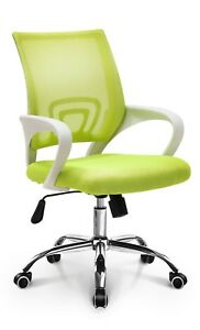 Fashion Mesh Fashionable Home Office Mesh Chair green