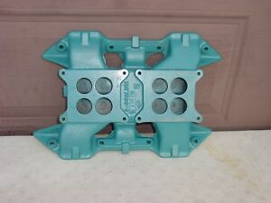 Dodge Chrysler Mopar B Engine 383 400 Oem 2x4 Intake Manifold 1827899