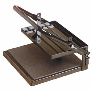 Jack Richeson Light weight Metal Block Printing Press 8 In