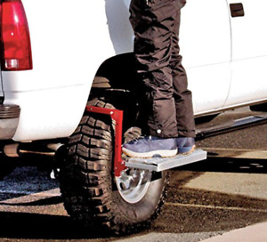 Step Up Leg Elevator Roof High Storage Elevation Access Tire Step Suv Truck Car