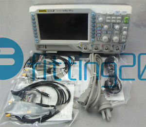 1pcs Rigol Digital Oscilloscope 4 Channel 50mhz Ds1054z