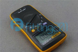 New Fluke 101 Portable Handheld Digital Multimeter Tester 15b Smaller Version