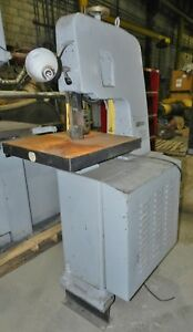 Jet 14 Vbs 350 Vertical Band Saw