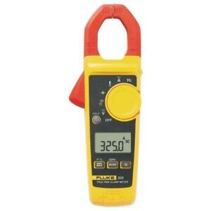Fluke 325 Current Clamp Cat Iii 600v Cat Iv 300v