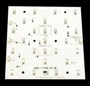 Ils Ilf oo27 hwwh sc211 Oslon Square Powerflood Led Linear Array 27 White Led