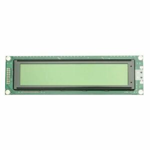 Winstar Wh4004a yyh jt 40x4 Lcd Display Yellow green Led Backlight
