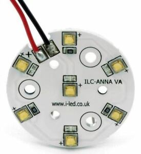 Ils Ilc ona7 trgr sc211 wir200 Oslon 80 Poweranna Coin Circular Led Array 7 G