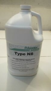 4 Gallons American Polywater Cable Wire Pull Lube Nb 128 Type Nb k5