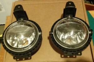2007 2015 Mini Cooper Fog Lights Clear Pair Left And Right