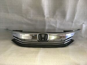 2016 2017 Honda Accord Sedan Parts Front Bumper Grille Oem