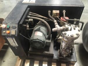 Ingersoll rand Ssr ep15 Rotary Screw Air Compressor