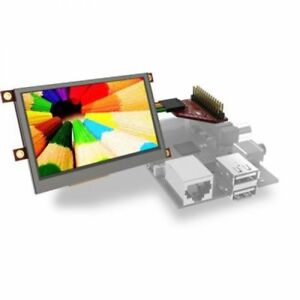 4 3 Touch Lcd Display Starter Pack For Raspberry Pi