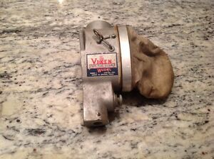 Vintage Vixen Air Compressor Spark Plug Cleaner With Compound Wudel Wall Mount