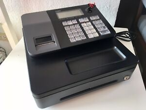 Casio T273 Electronic Theral Printer Cash Register