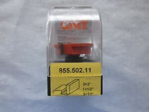 Cmt 855 502 11 Drawer Lock Router Bit 1 2 Shank Italy Cabinet