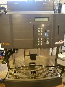 Ambiente Schaerer 15 So Commercial Espresso Machine