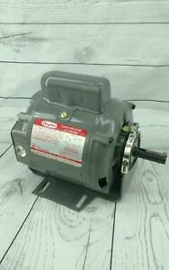 5k441b Dayton 1 4 Hp Electric Ac Motor 115v Continuous Duty 1 Phase 1725 Rpm