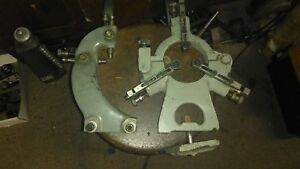 Clausing Colchester13 Lathe Steady Rest Follow Rest Clausing atlas south Bend