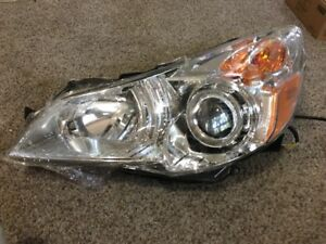 2010 2011 2012 Subaru Legacy Outback Headlight Driver Left Halogen 10 11 12 Oem