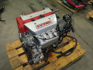 Jdm 02 06 Honda Integra Dc5 K20a Type R Engine Long Block 225hp Motor 25k Miles