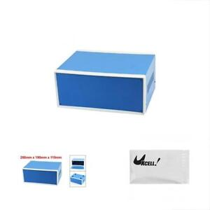Electrical Boxes Uxcell 9 8 7 5 4 3 Blue Metal Enclosure Project Case Diy