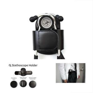Categories Stethoscope Holder With Closure And Belt Clip Universal Holster