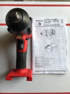 Snap On Cordless Impact Wrench Ct8810a 3 8 Drive