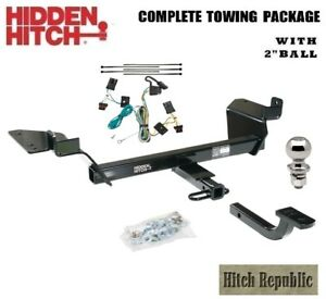 Fits 2005 2009 Buick Lacrosse Except Super Class 2 Trailer Hitch Package 90981