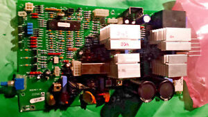 Miller 222502 Pcb Control Board Need Work 375 Plasma Cutter Torch Circuit Panel