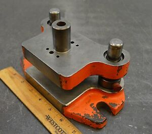 Producto Punch Press Die Shoe Tooling Pneumatic Die Frame Air Bench Press 006