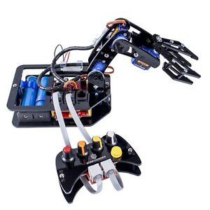 Robotic Arm Kit 4 axis For Arduino