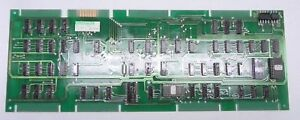 Ird Mechanalysis Circuit Board 25556