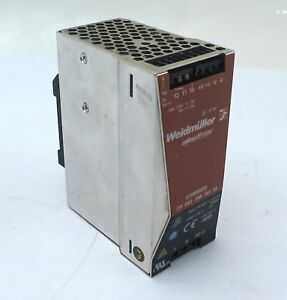 Weidmuller Connect Power Supply 8708660000