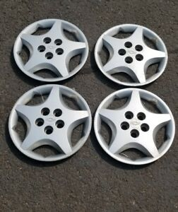 One Chevy Cavalier 14 Wheel Cover Hub Cap 00 01 02 03 04 05 9593208