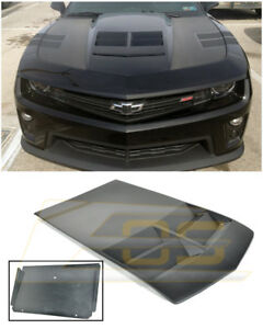 Eos Kit Zl1 Tl1 Style Black Heat Extractor Hood Insert For 10 15 Camaro