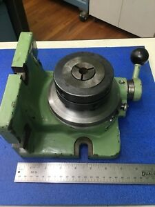 Walter Indexer Fit Aciera F 3 Or Schaublin 13 Milling