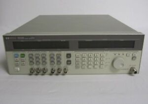 Keysight agilent 83731b Synthesized Signal Generator 1 20 Ghz With 1e1
