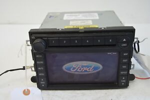2007 Ford Expedition Radio Cd Navigation Oem Radio 7l1t 18k931 Db Tested R57 004
