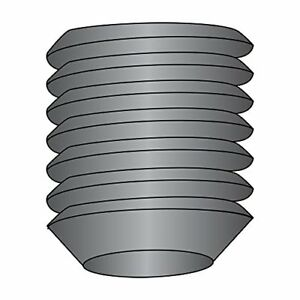Small Parts 0616ssc Alloy Steel Set Screw Black Oxide Finish Pack Of 100