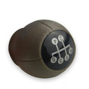 New Grey 5 Speed Manual Gear Shift Knob For Opel Astra Corsa Sintra Tigra Vectra