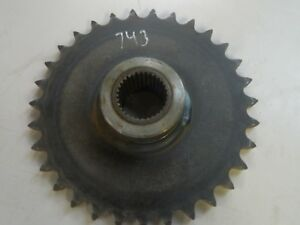 Bobcat 743 Sprocket P n 6562999 Axel Chain Hub Final Drive