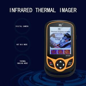 Ht a1 Portable Usb Thermal Imaging Camera With 3 2 Inch Tft Display Screen o