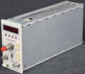 Tektronix Dc 501 Tm500 System 100mhz Frequency Counter Plug in Module