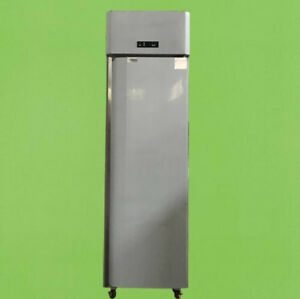 Single Door Stainless Steel Commercial Reach in Freezer 110v Pizza Freezer New