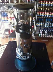 Mazzer Stark Automatic Doser Grinder With Titanium Blades New In Box 120 Volt