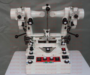 Genuine Quality Synoptophore Clement Clark Type Ophthalmology Ophthalmic